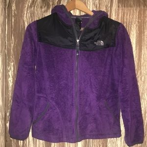 Northface xl girls jacket